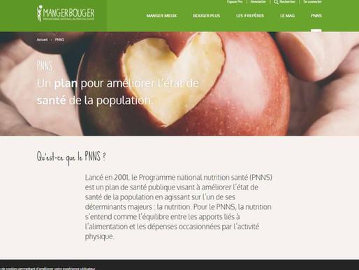 Pour une Politique nutritionnelle de santé publique en France