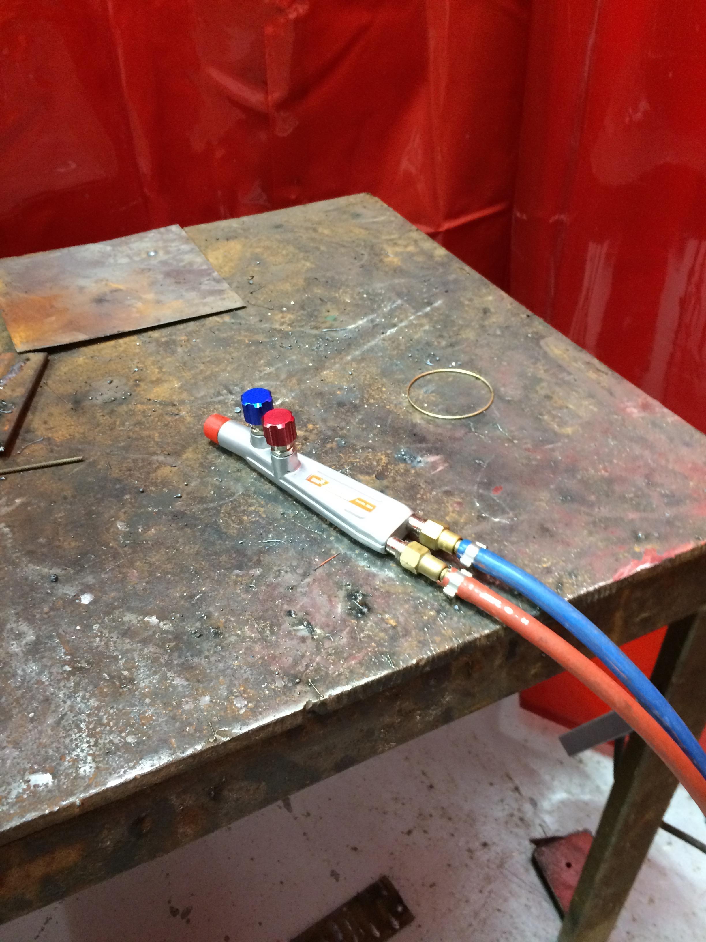 tool to heat metal