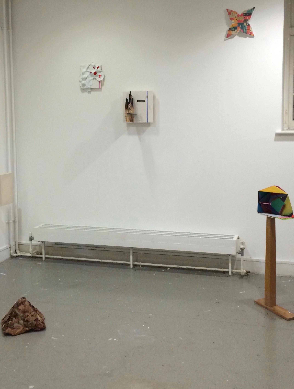 1' Exhibition view