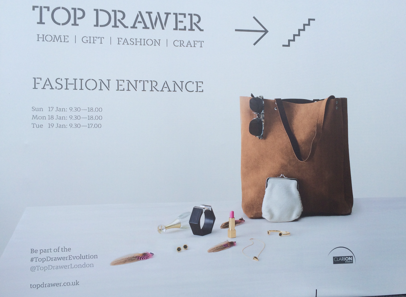 Top Drawer Trade Show