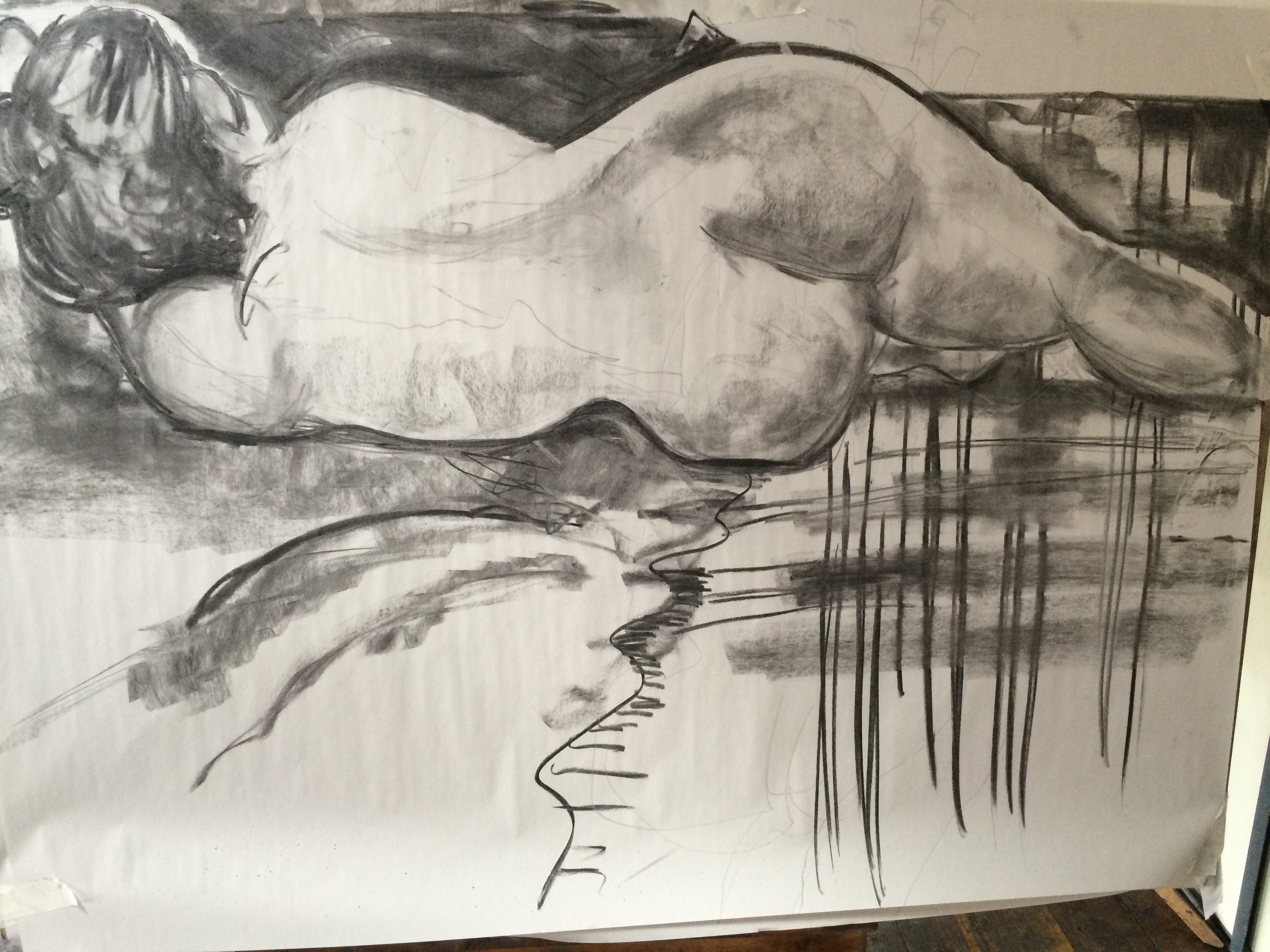 One of my life drawings