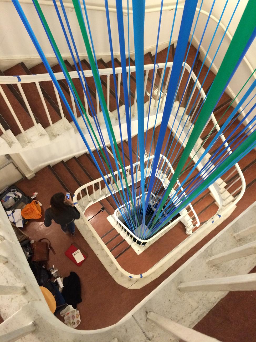 Geckler installation