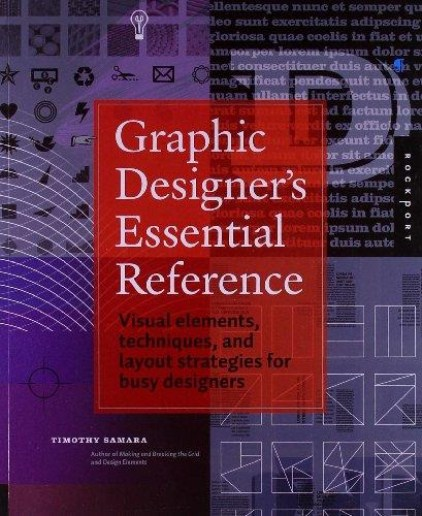Graphic Designers Essential Reference