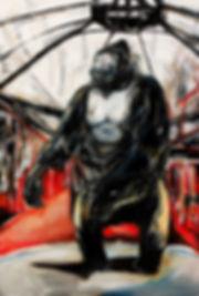 11-박제짐승-Stuffed-animal-130cm-x-194cm--oi
