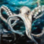 e07-늙은-문어-Old-octopus-100cm-x-100cm-oil-