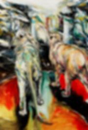 10-박제짐승-Stuffed-animal-130cm-x-194cm--oi