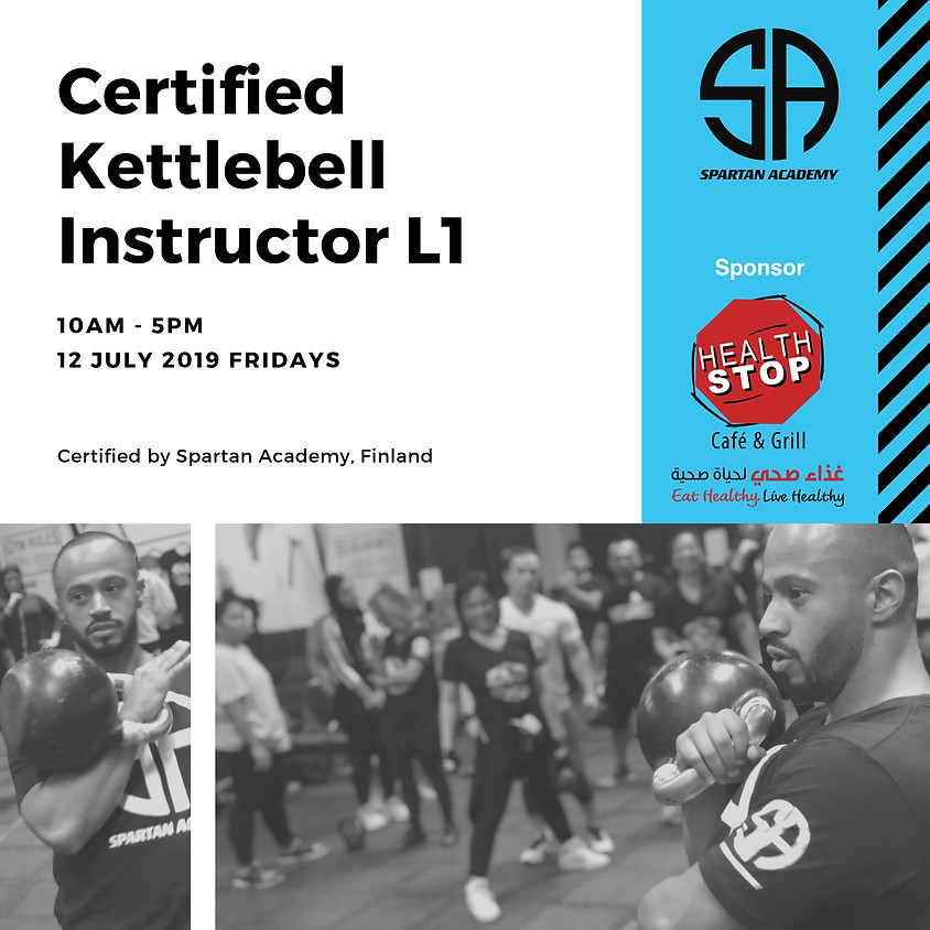 Kettlebell Instructor Course L1 (1)
