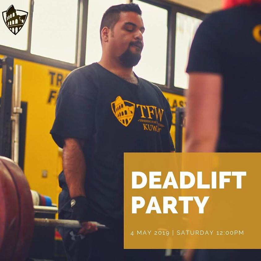 DEADLIFT PARTY 2.0