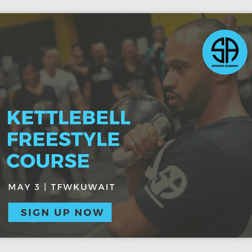 Kettlebell Freestyle Course