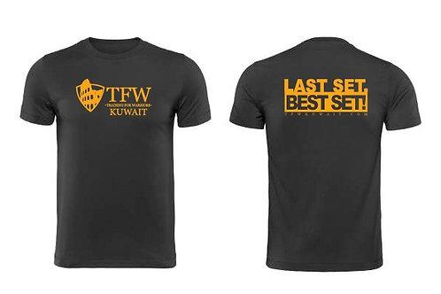 TFW T- Shirt Last Set Best Set