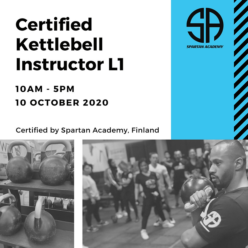 Kettlebell Instructor Course L1