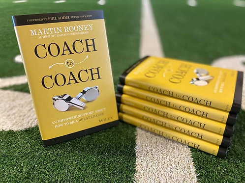 Coach to Coach by Martin Rooney