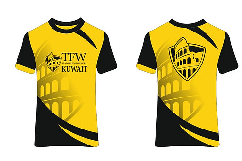 TFWKUWAIT 6th anniversary T-Shirt