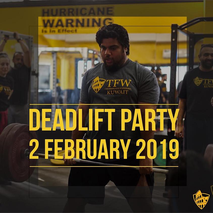 DEADLIFT PARTY 1.0