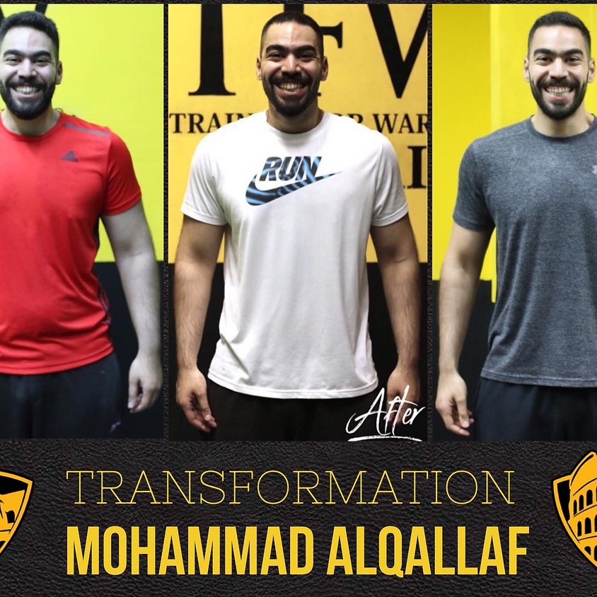 8 Weeks Transformation