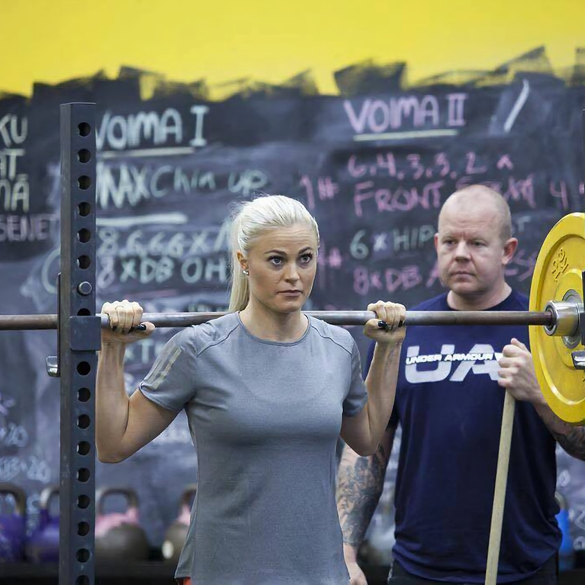 Barbell Trainer Certification Course