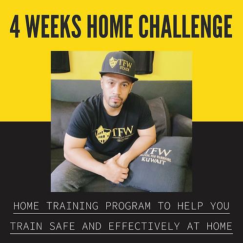 4 Weeks Fitness Program