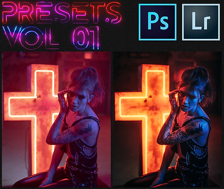 NEON ✞ DEMON PRESETS ONLY VOL. 1