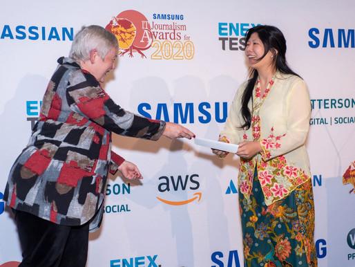 Watterson Communications Best Dressed Awards Return to IT Journalism Awards