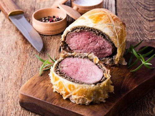 4 Course Beef Wellington Celebration Box for 2