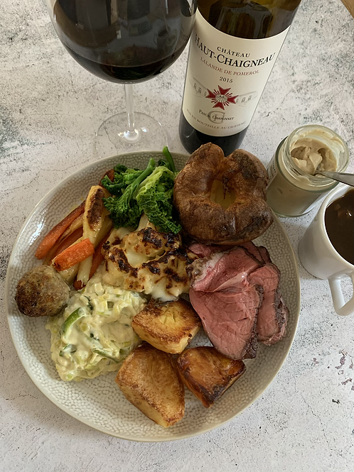 Mother's Day Lunch for 2