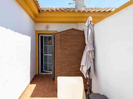 Roof Solarium Entrance