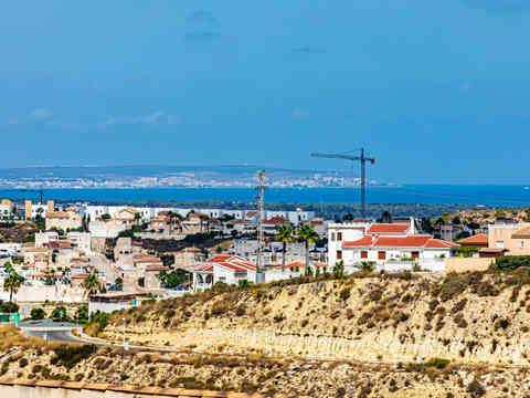 Mediterranean Sea Views