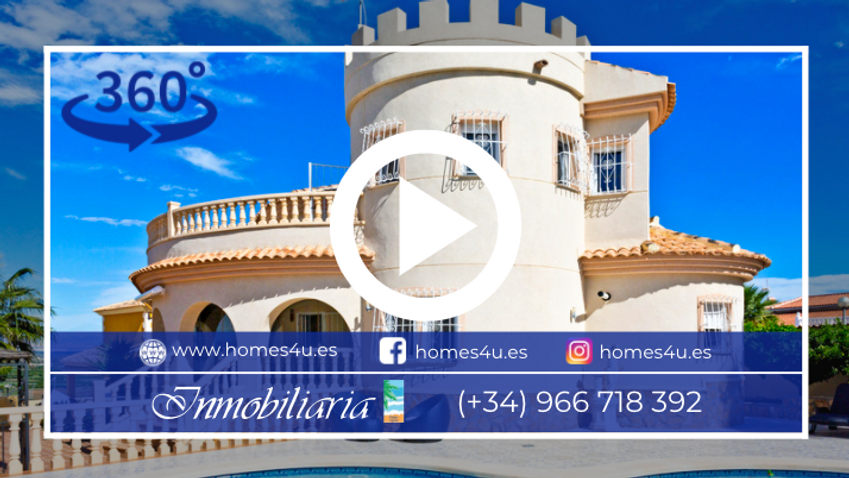 Villa For Sale With Sea Views In Ciudad Quesada 360 Video Tour - QRS 8155.png
