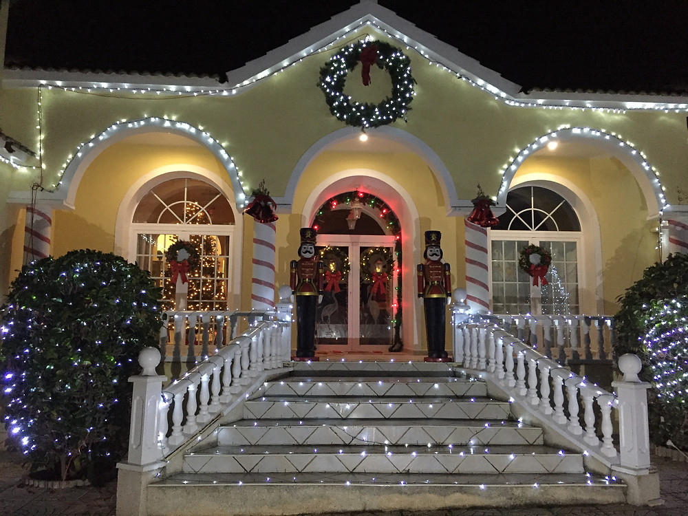 The 12 homeowners of Christmas... Just For fun! By Rebecca Serwotka