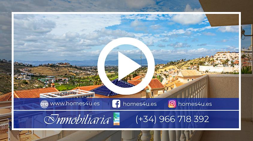 Apartment For Sale In Ciudad Quesada Video Tour - QRS 9320