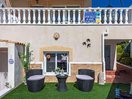 Garden / Entrance To Guest Apartment