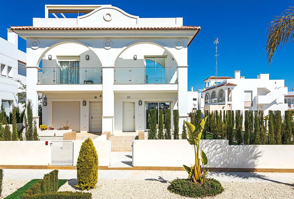 Modern Duplex For Sale In Ciudad Quesada - QRS 9326 | Inmobiliaria