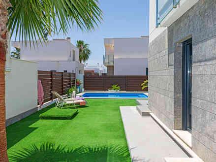 Modern Villa For Sale