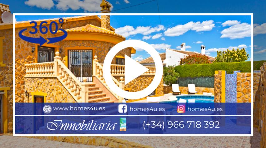 Villa For Sale In Ciudad Quesada 360 Video Tour - QRS 9220.png