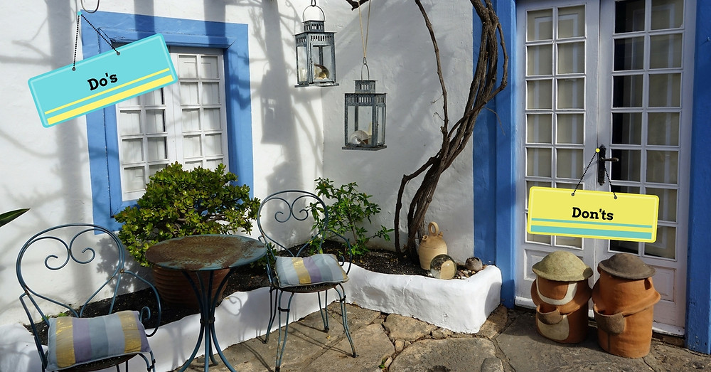 Do's and don'ts when leaving your holiday home for sale in Spain