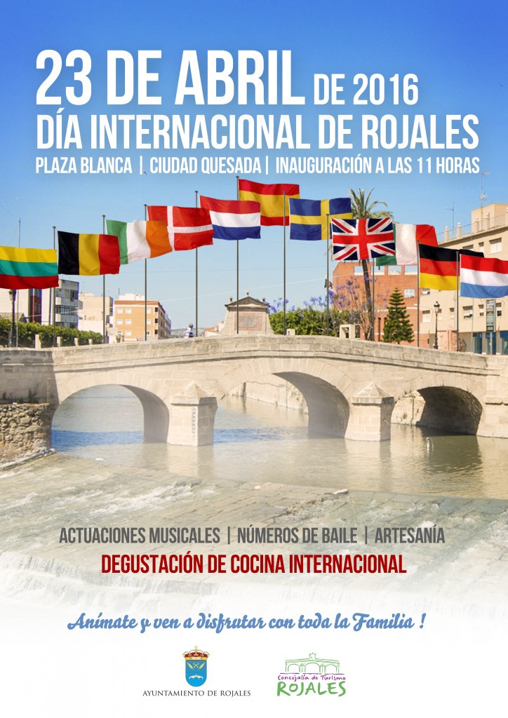 International Day - Ciudad Quesada, Rojales, Alicante