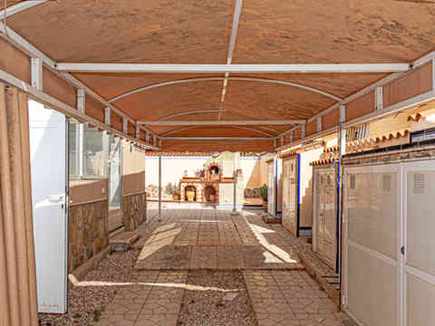 Off Road Parking With Carport
