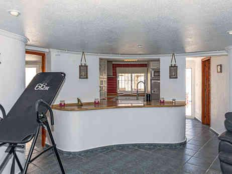 Guest Apartment, Living Room