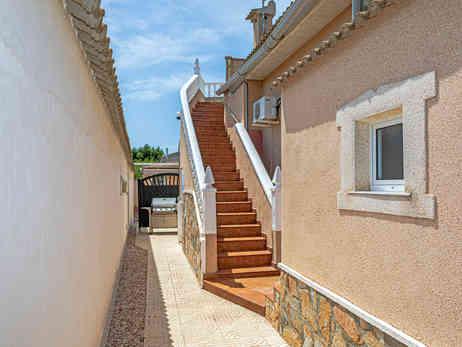 Stairs To Roof Solarium