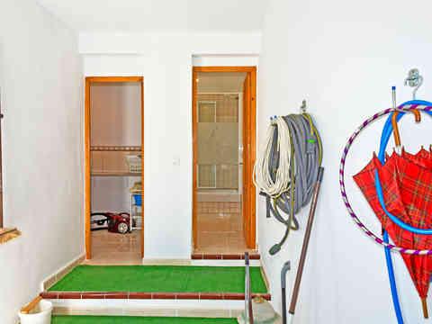 Guest Apartment Entrance