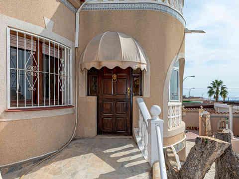 Entrance Into Home