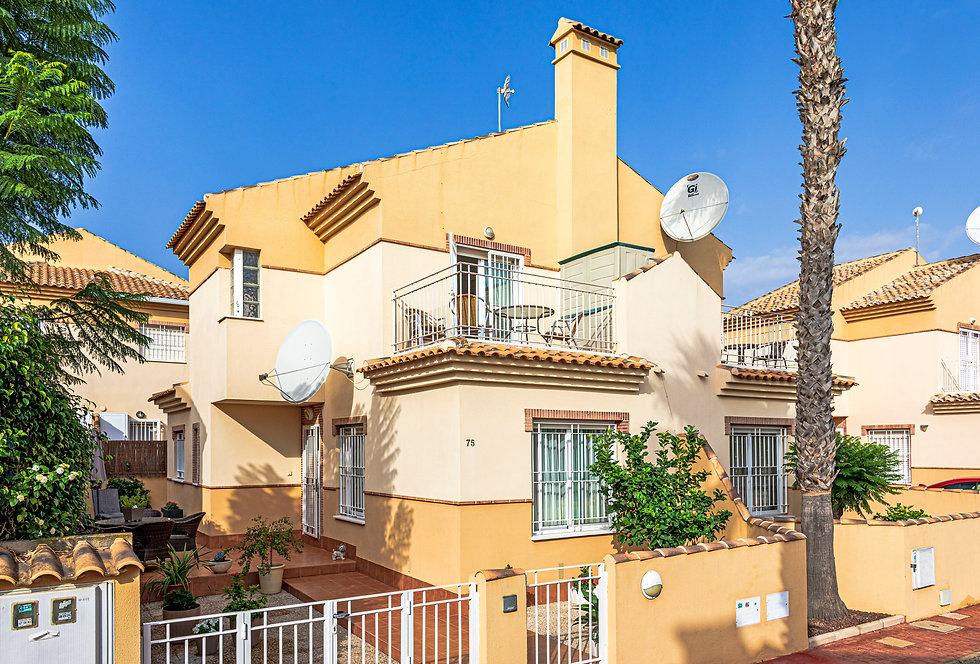 Villa For Sale In Ciudad Quesada - QRS 9375 |Inmobiliaria