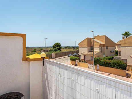 Roof Solarium View