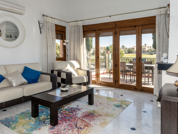 Algorfa - Detached Villa For Sale With Golf Views