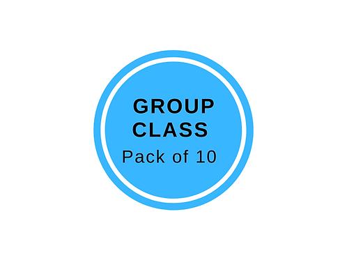 Package of 10 | Swim lessons Bangsar