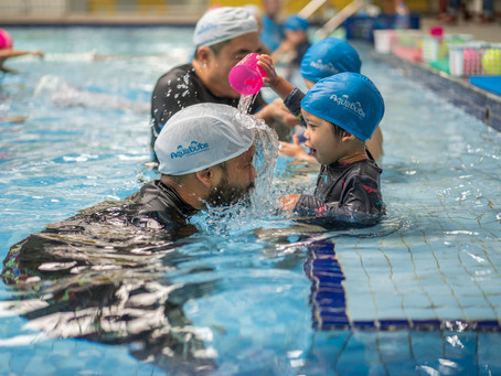 Repetition In Swim Lessons