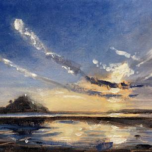 St Michaels Mount - Evening Light