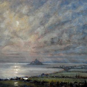 St Michael's Mount - Late Sun