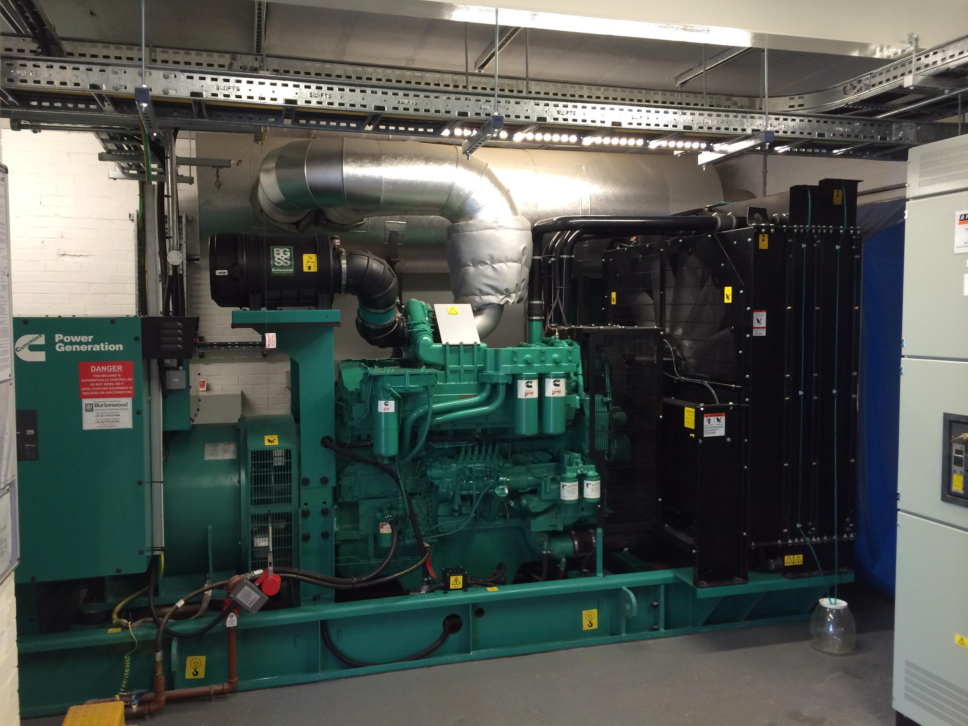 NGH New Generator