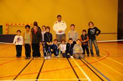 25ème tournoi de jeunes